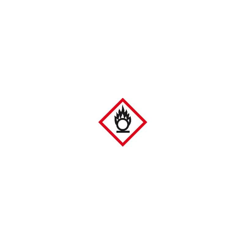 panneau signalétique sécurité gaz comburant # AD0521