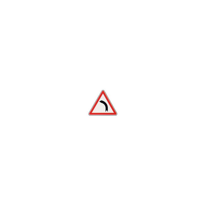 Panneau triangle A1b # PR100A1b700