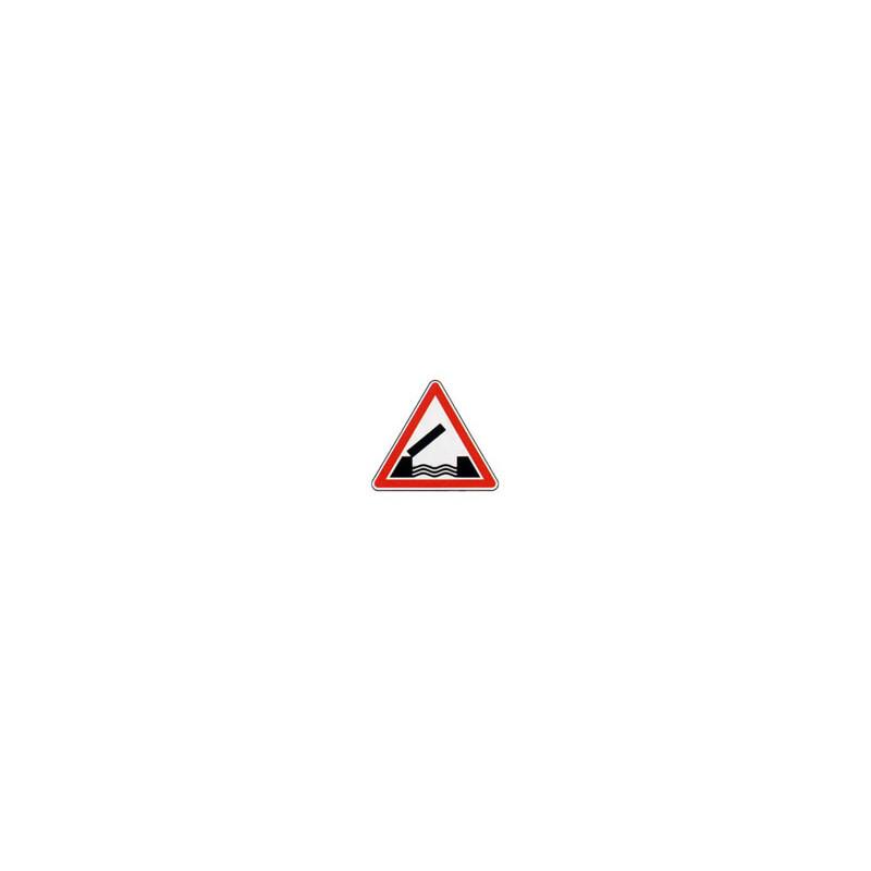 Panneau triangle A6 # PR1000A6700