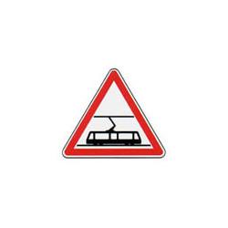 Panneau triangle A9 # PR1000A9700