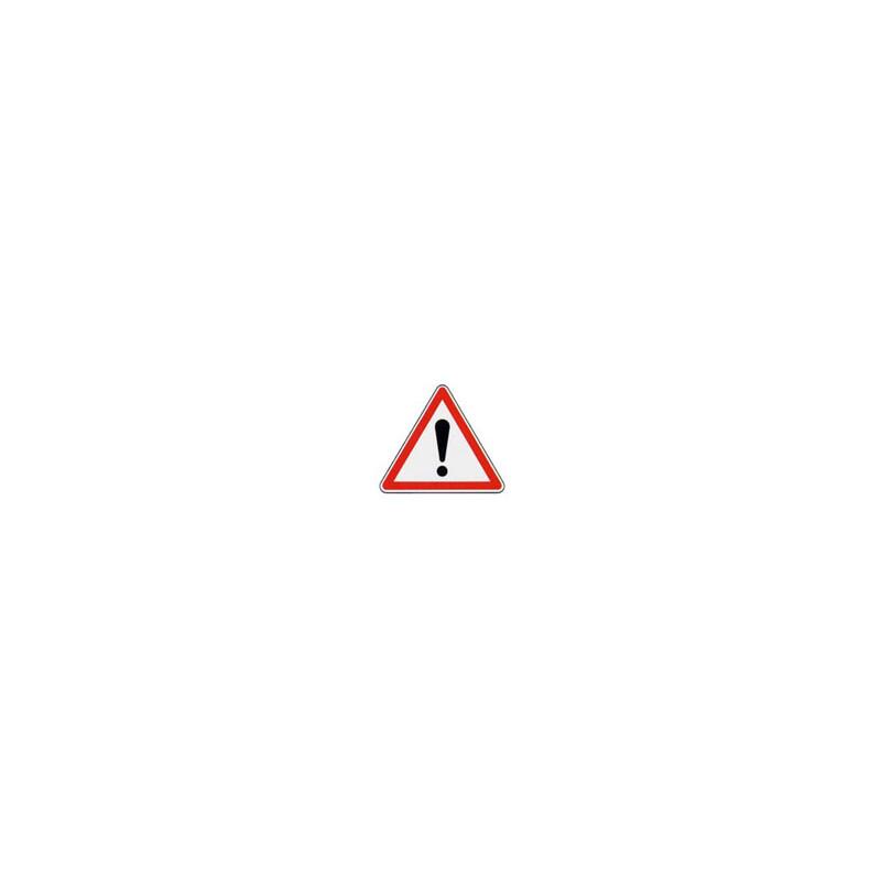 Panneau triangle A14 # PR100A14700