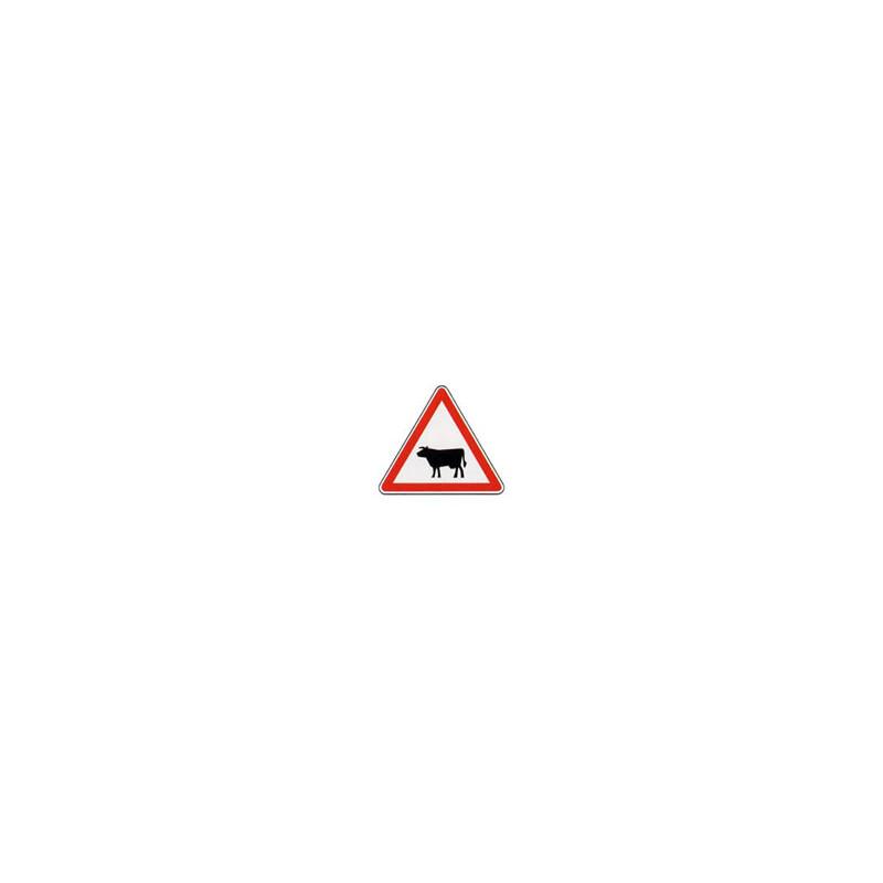 Panneau triangle A15a1 # PR1A15a1700
