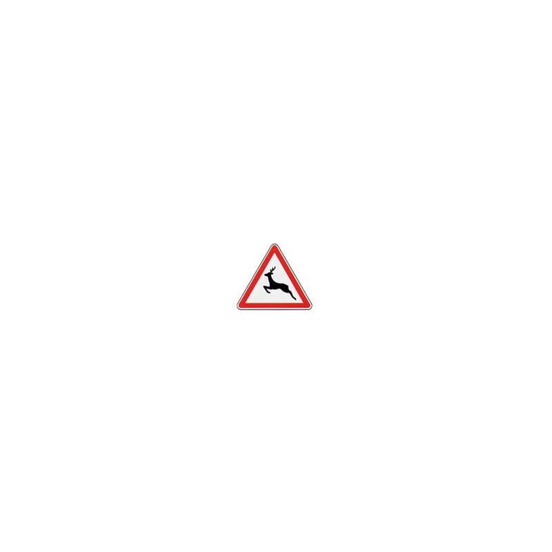 Panneau triangle A15b # PR10A15b700