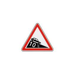 Panneau triangle A16 # PR100A16700
