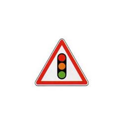 Panneau triangle A17 # PR100A17700