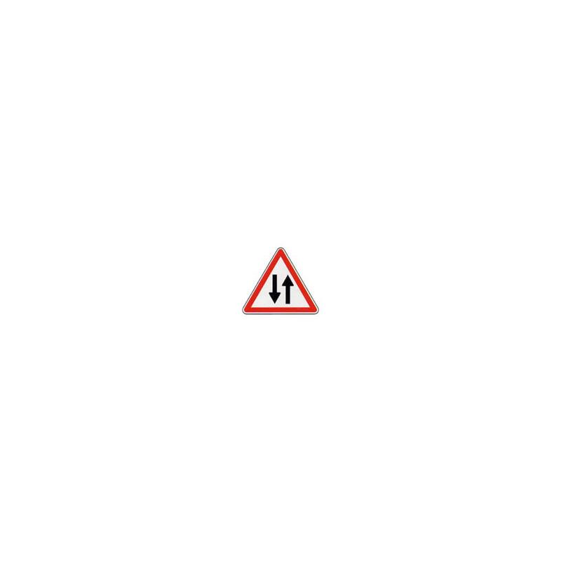 Panneau triangle A18 # PR100A18700