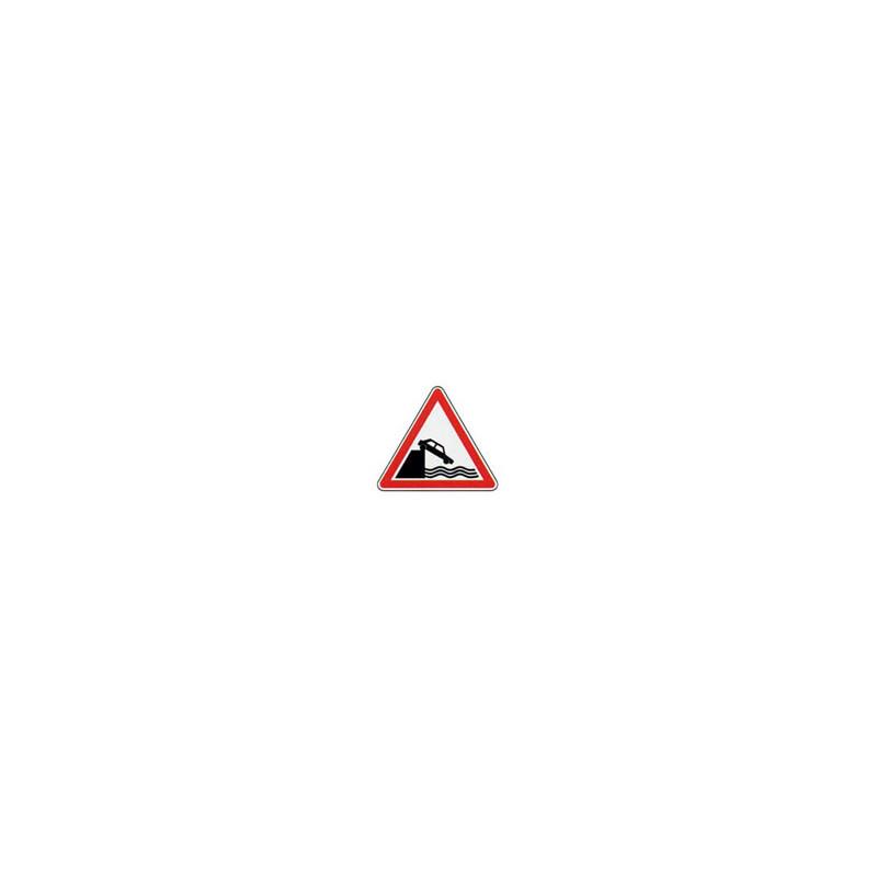 Panneau triangle A20 # PR100A20700