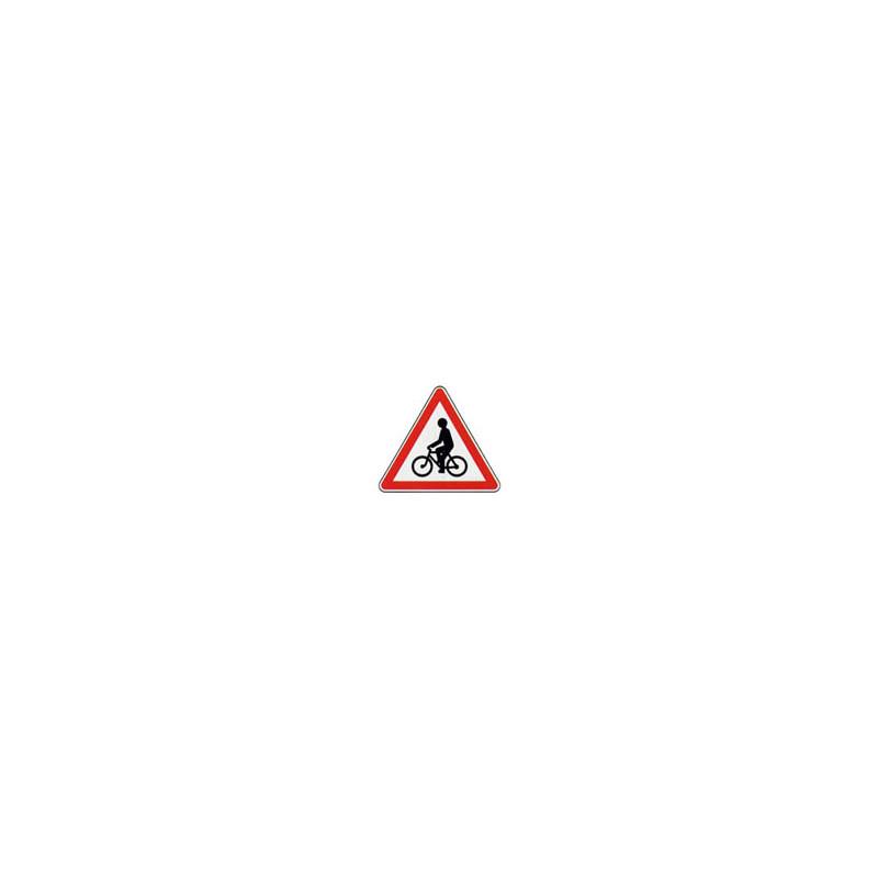 Panneau triangle A21 # PR100A21700