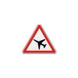 Panneau triangle A23 # PR100A23700
