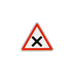 Panneau triangle AB1 # PR100AB1700