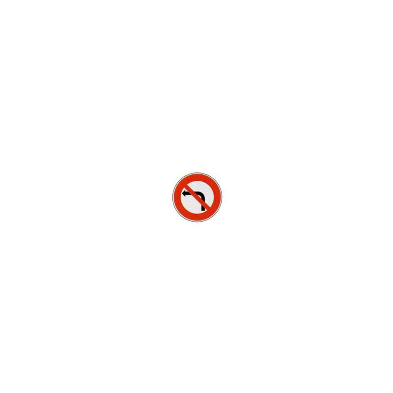 Panneau rond B2a # PR200B2a650