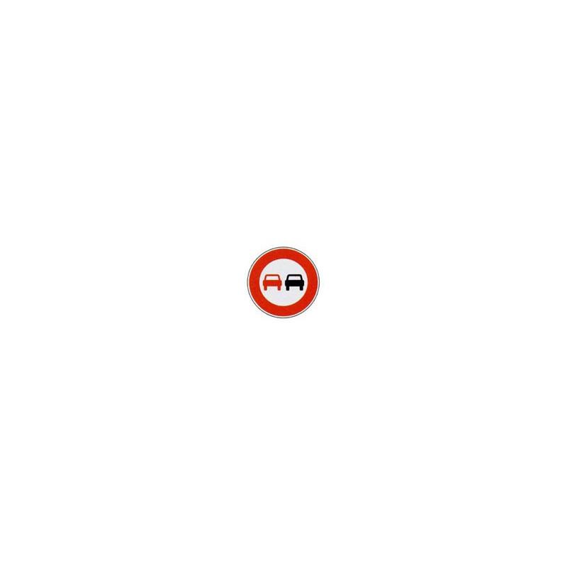 Panneau rond B3 # PR2000B3650