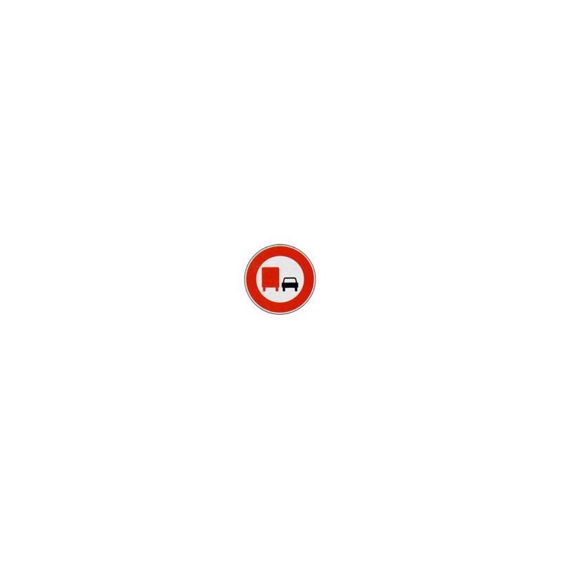 Panneau rond B3a # PR200B3a850