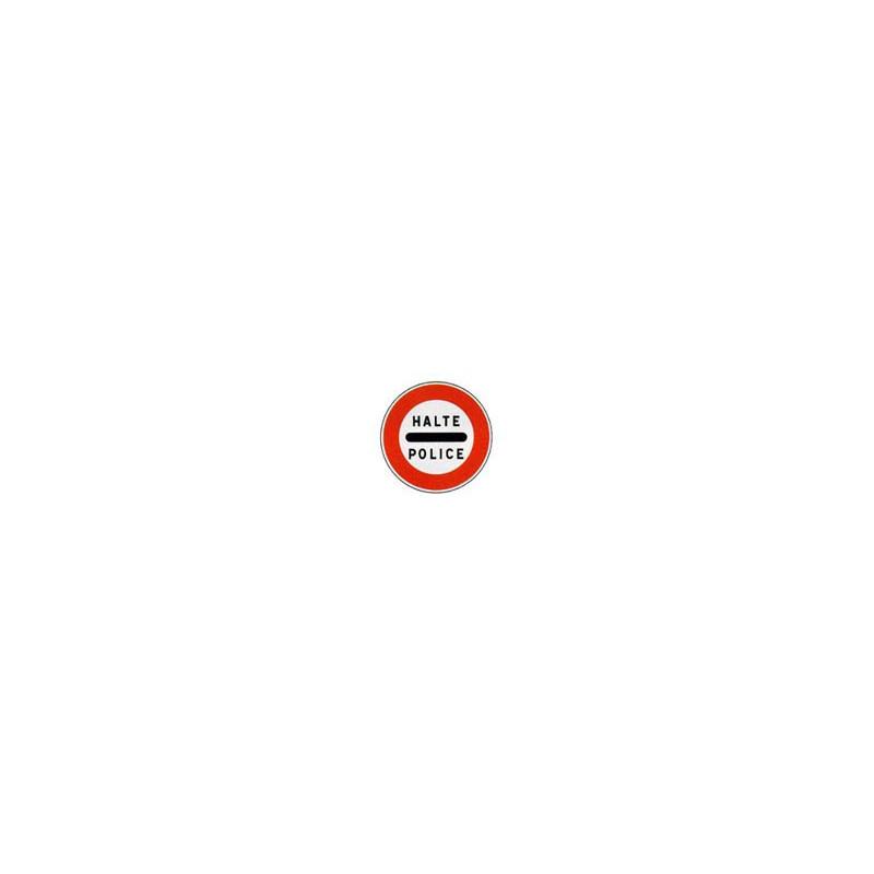 Panneau rond B5b # PR100B5b850