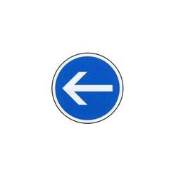 Panneau rond B21-2 # PR1B21-2650