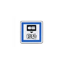 Panneau carré CE25 # PR10CE25500