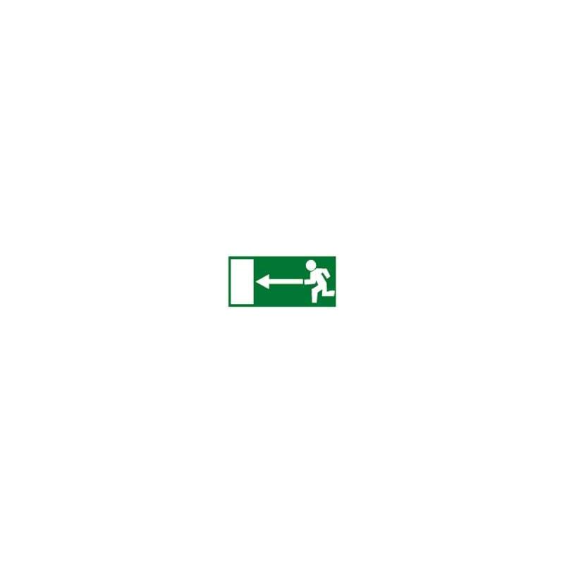 panneau issue de secours gauche # DP1301