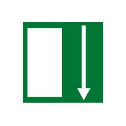 signalisation issue de secours # AD0177
