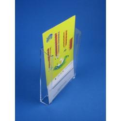 Porte-brochure injecté mural # PB0351