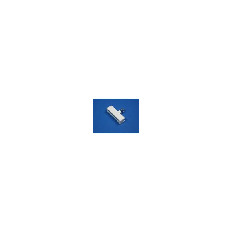 Aimant rectangle avec crochet # AC1151