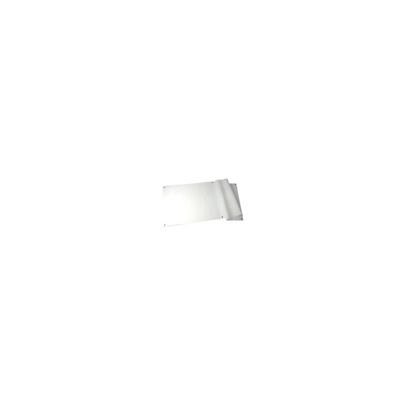 bache pvc blanche 510g vierge avec oeillets achat. Black Bedroom Furniture Sets. Home Design Ideas