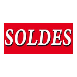Calicots soldes, Liquidation, Promotions.... # BC2303