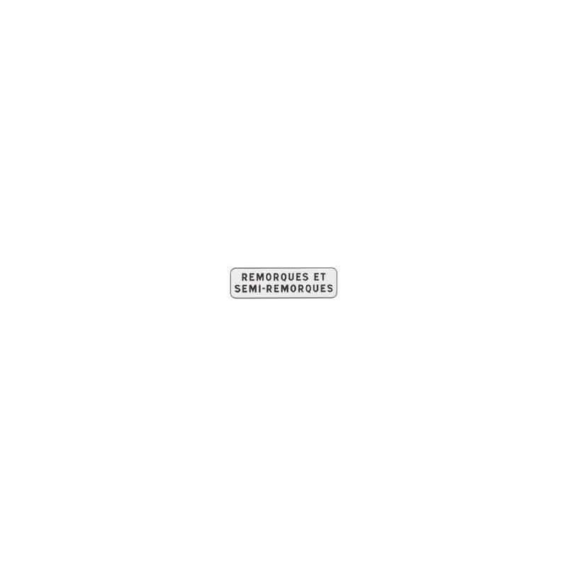 Panonceau M4e1 # PR10M4E1700