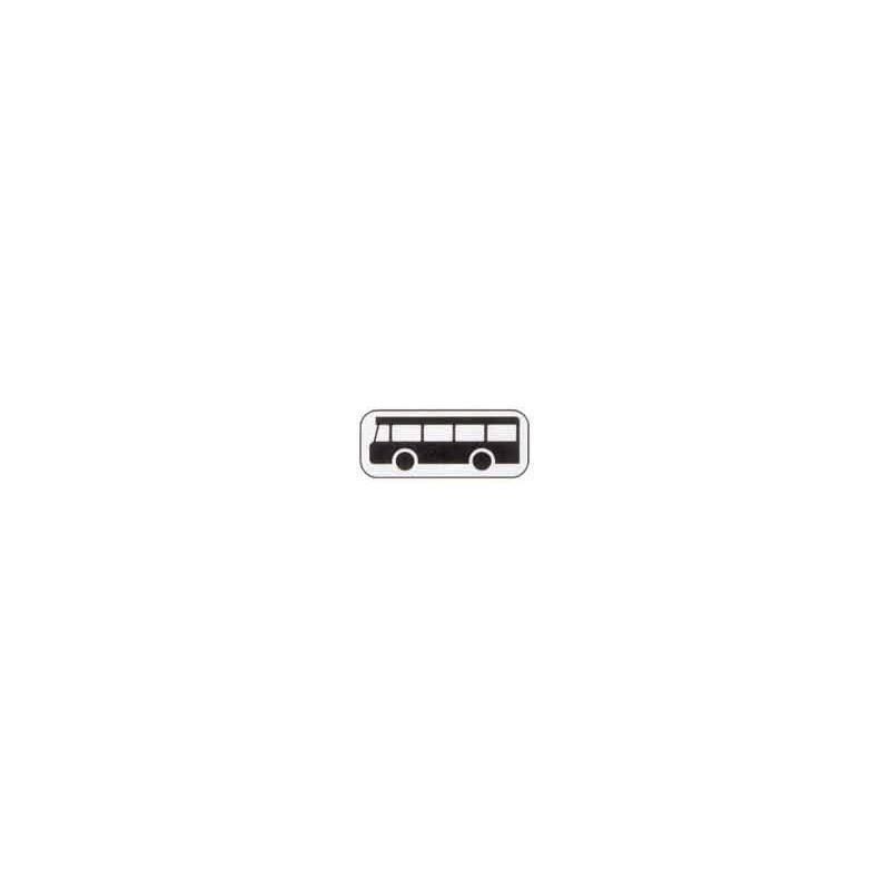 Panonceau M4b # PR100M4B350