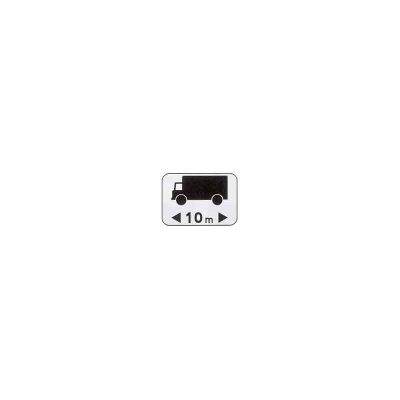 Panonceau M4q # PR100M4Q350