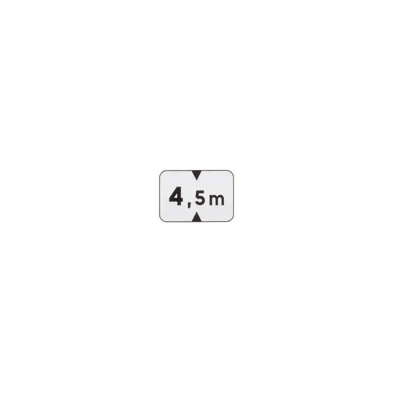 Panonceau M4v # PR100M4V500
