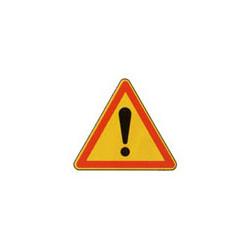 Panneau triangle AK14 # PR10AK14700
