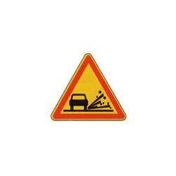Panneau triangle AK22 # PR10AK22700