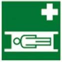 panneau signalisation civière # AD0185
