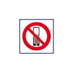 panneau signalisation mobile interdit # DP1191