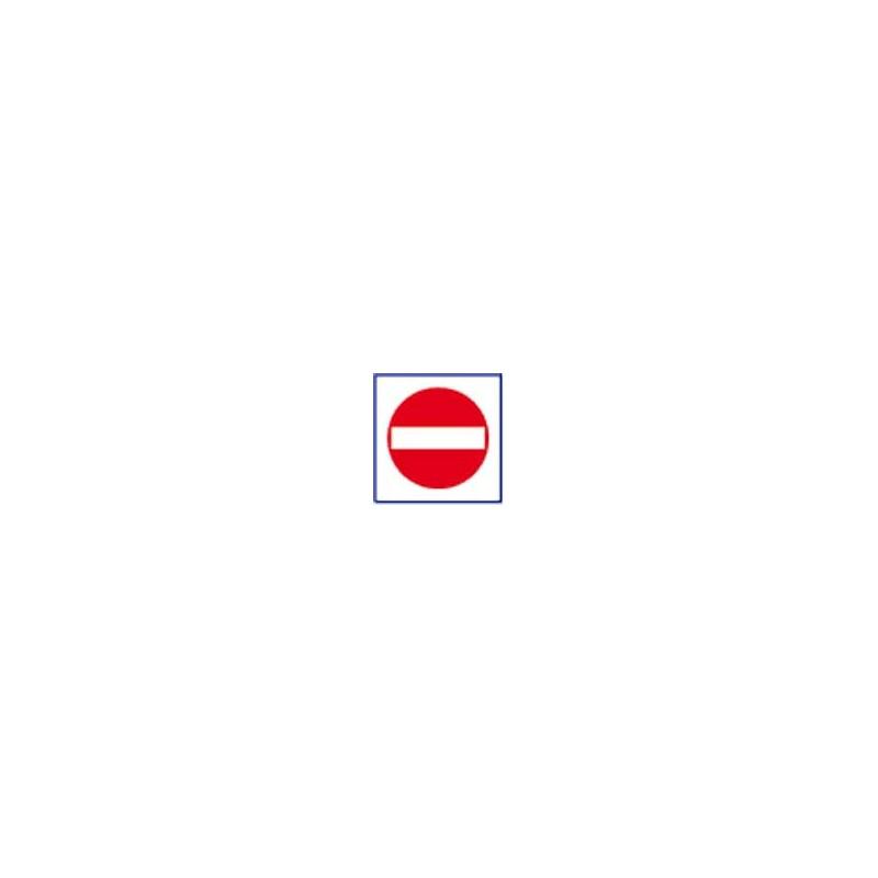 panneau signalisation interdiction sens interdit # DP1161