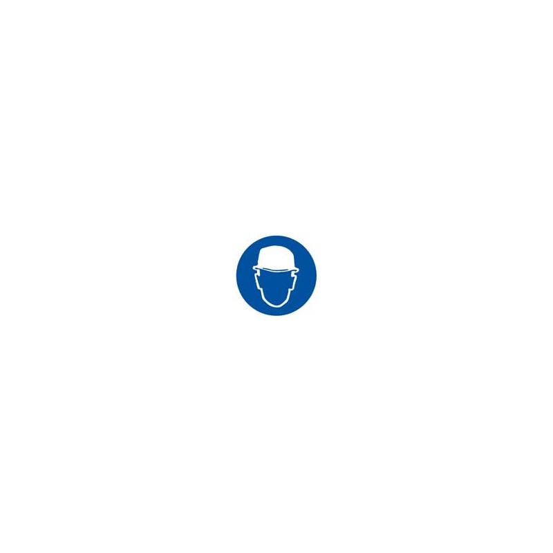 panneau signalisation protection obligatoire tête # AD1405