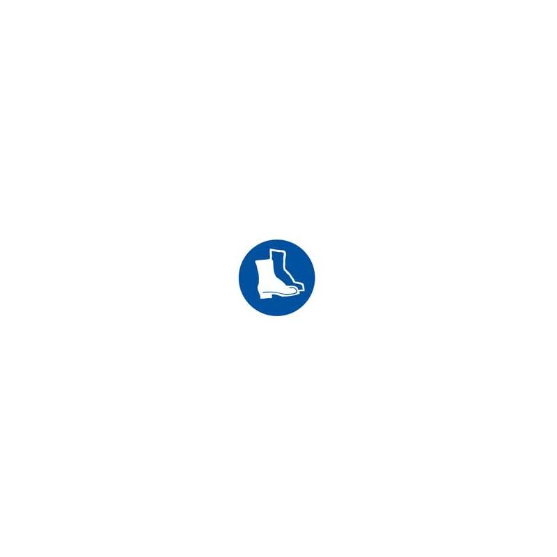 panneau signalisation protection obligatoire pieds # AD1421