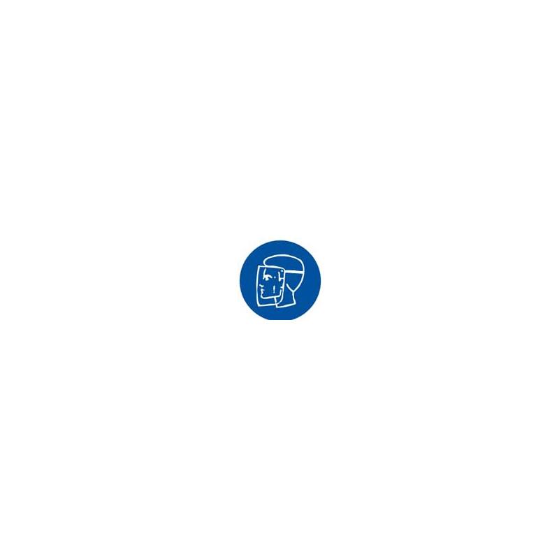 panneau signalisation protection obligatoire visage # AD1435