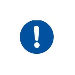 panneau signalisation obligatoire générale # AD1451