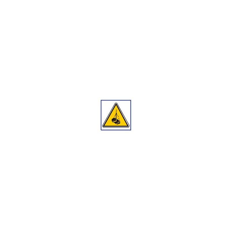 panneau sécurité charges suspendues # AD5701