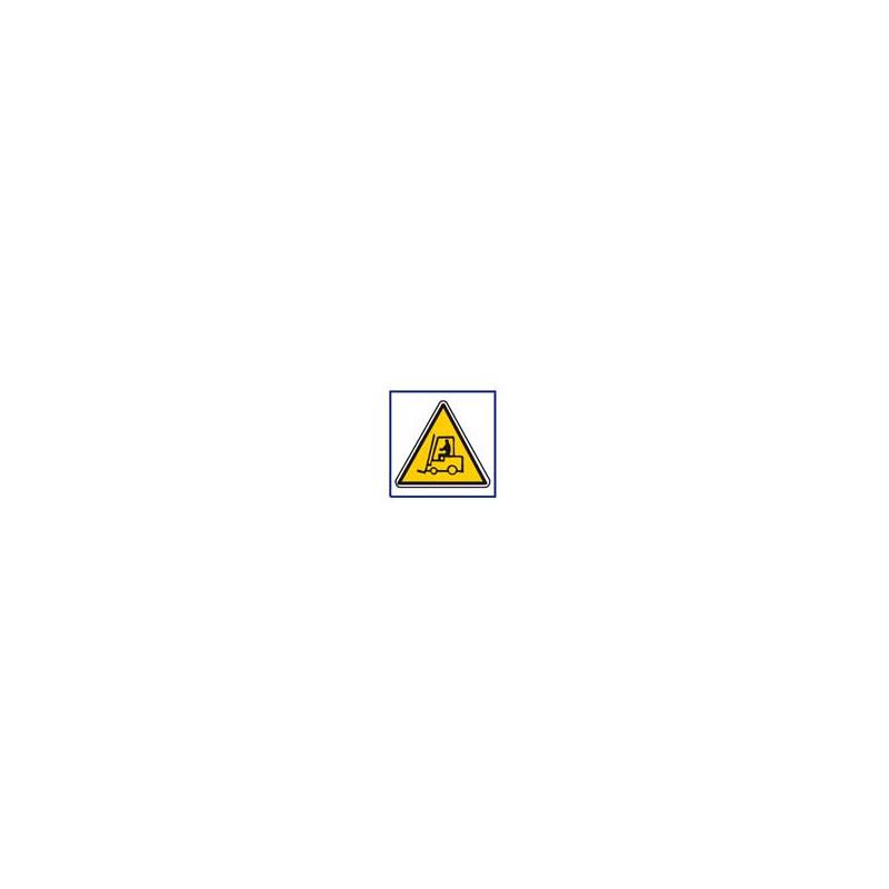 panneau sécurité véhicule manutention # AD5705