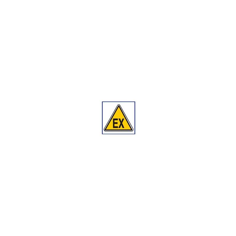 panneau sécurité atmosphère explosive # AD5735