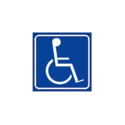adhésif handicapé # DP1321