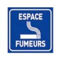 Espace fumeurs # DP1431