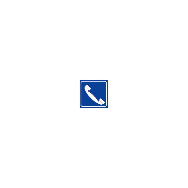 autocollant point téléphone # DP1411