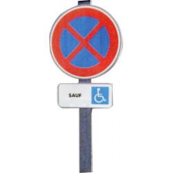 Kit de stationnement sur mat # HA2071