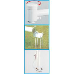 mât à potence accessoires # PV0215