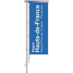 mât drapeau vertical # PV0215