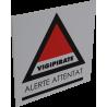 panneau plan vigipirate alerte attentat # PI0403