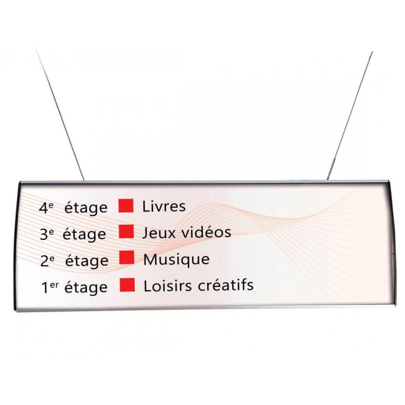 signaletique-plaque-suspendue # DP9301